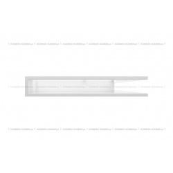kratka wentylacyjna luft narożny standard 547x766x90 prawy biały SF