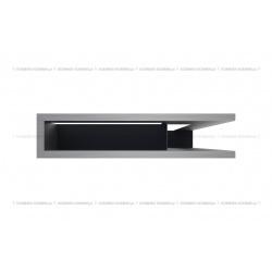 kratka wentylacyjna luft narożny standard 90x400x600 prawy szlifowany SF