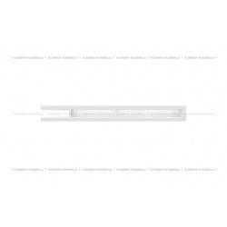 kratka wentylacyjna luft narożny standard 560x560x60 biały SF