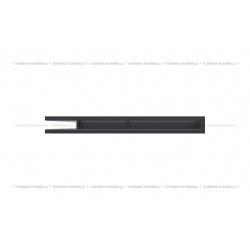 kratka wentylacyjna luft narożny standard 560x560x60 grafitowy