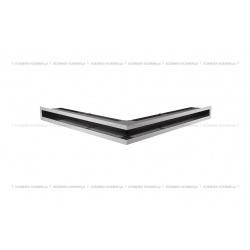 kratka wentylacyjna luft narożny standard 560x560x60 szlifowany