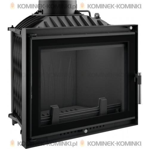 Wkład kominkowy KRATKI ERYK 12 kW DECO - kominek KRATKI