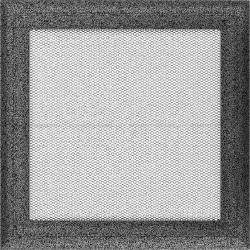 kratka22/22 oskar czarno-srebrny