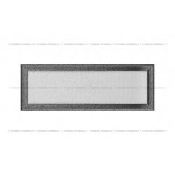 kratka17/49 oskar czarno-srebrny