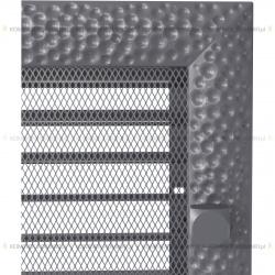 kratka 17/37 venus grafitowy z żaluzją