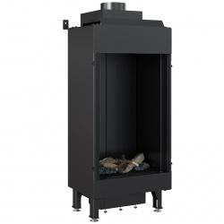 KRATKI LEO 45/68 NG (gaz ziemny) kominek gazowy - wkład kominkowy gazowy KRATKI LEO