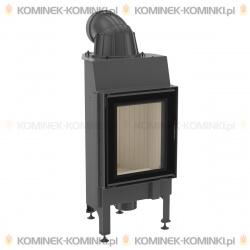 Wkład kominkowy KRATKI NADIA 8 kW - kominek KRATKI