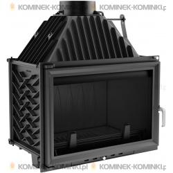Wkład kominkowy KRATKI OLIWIA 18 kW - kominek KRATKI