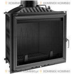 Wkład kominkowy KRATKI FELIX 16 kW + dolot - kominek KRATKI