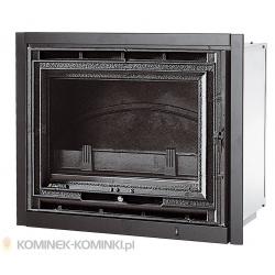 Kominek Supra - wkład kominkowy 7kW Supra Tertio 550 V