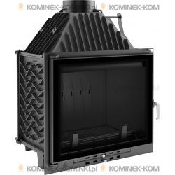 Wkład kominkowy KRATKI AMELIA 18 kW EKO GLASS - kominek KRATKI