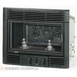 Kominek Supra - kaseta kominkowa 6kW Supra 634